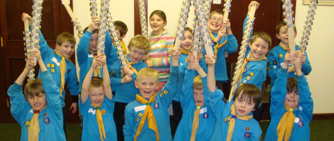7th Lichfield Scouts - swinfen-colony-wed Image 5
